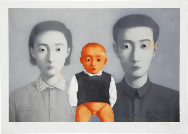 Zhang Xiaogang, 'Big Family Portrait ', 2007, Beijing Commune