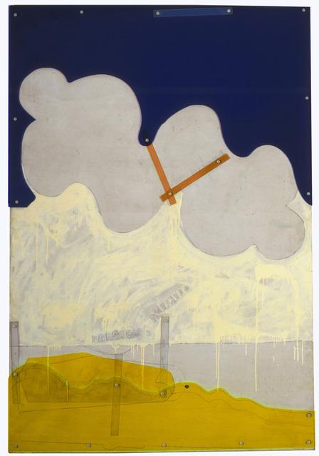 , 'Paesagio anemico,' 1965, Studio Marconi 65