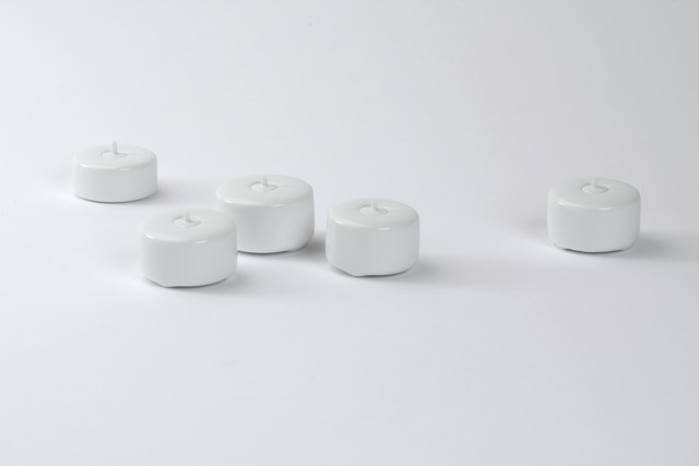 , 'White stone series,' 2014, Gallery LVS
