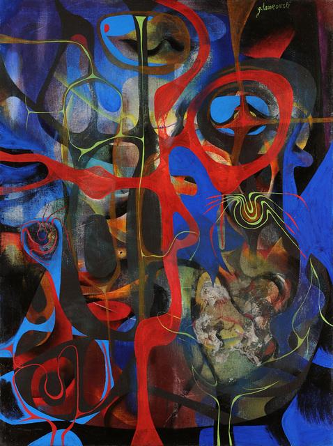 , 'The Open Twist,' 1944, Leila Heller Gallery
