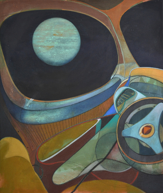 , 'Space,' 2014, Q0DE