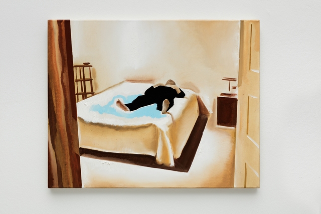 , 'Untitled (Father in a Bed),' 2015, Gallery Hakgojae