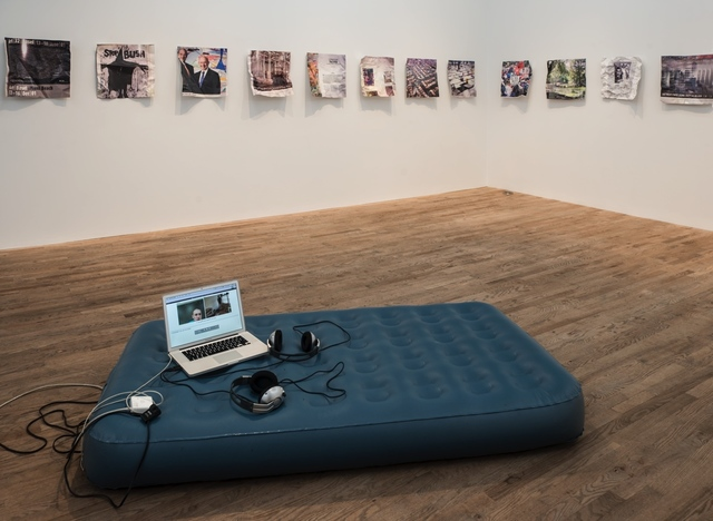 , 'No Fun,' 2010, The Current Museum