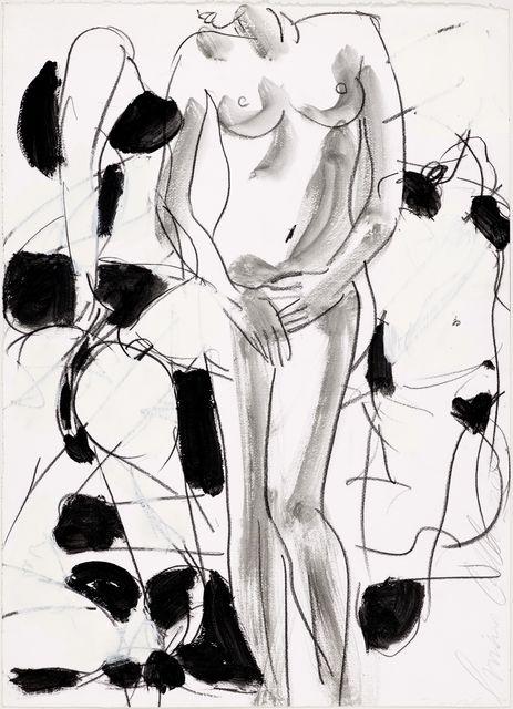 Luciano Castelli, 'Stehender Akt', 2010, Koller Auctions