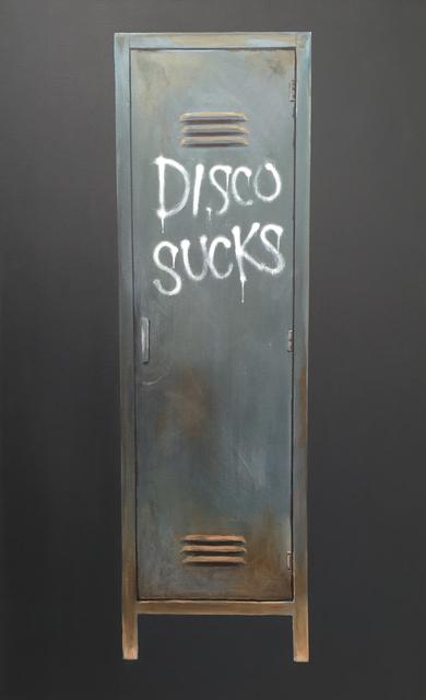 , 'Disco Sucks,' 2016, Zhou B Haus der Kunst
