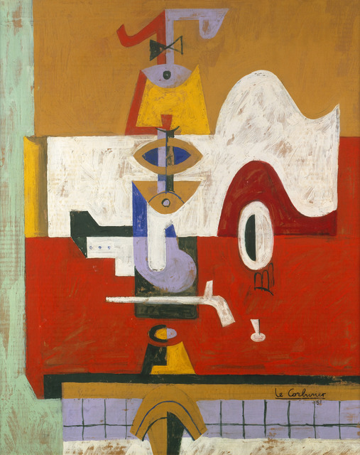 , 'Totem (Still life on a table),' 1961, Galerie Zlotowski