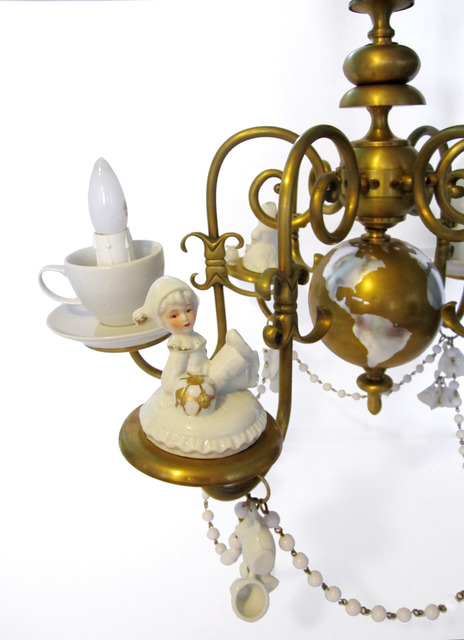 , 'Always tea time,' 2013 , Portas Vilaseca Galeria