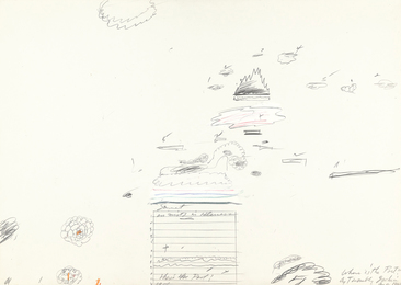 Cy Twombly, 'Untitled,' 1960, Sotheby's: Contemporary Art Day Auction