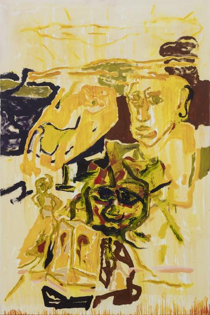 , 'Mexico City Self-Portrait 2014 (Autorretrato De Mexico 2014),' Begun 2011-finished 2014, Clint Roenisch Gallery