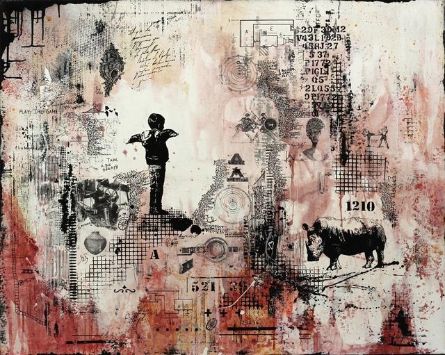 , 'Like A Bird,' 2016, Artspace Warehouse