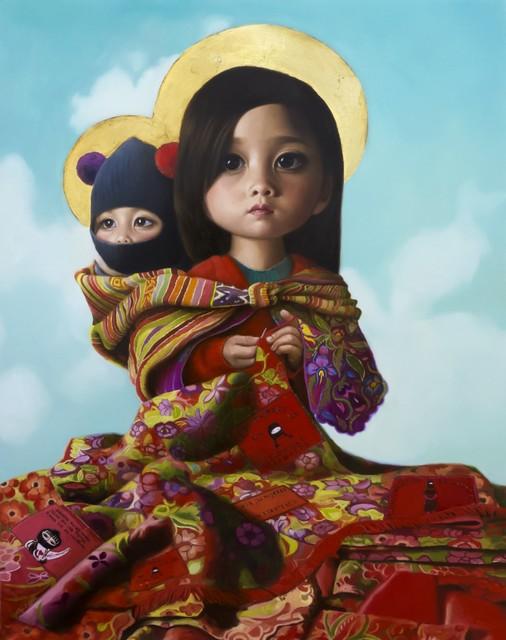 , 'Maternidad,' 2019, Dorothy Circus Gallery