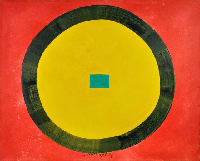 , 'Great, Complete Tao,' 1963, Robilant + Voena