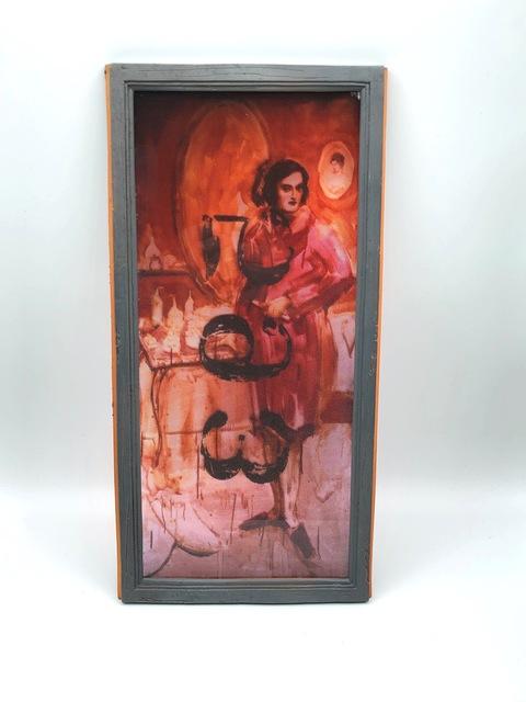 Elizabeth Peyton, '593 Napoleon After His Bath (The Wrong Gallery)', 1991-2006, Joseph K. Levene Fine Art, Ltd.