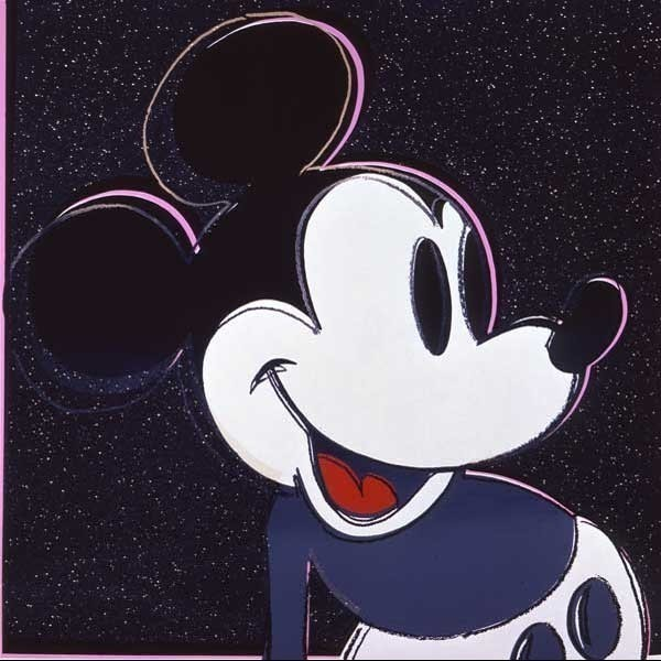 Andy Warhol, 'Myths - Mickey Mouse', 1981, Avant Gallery