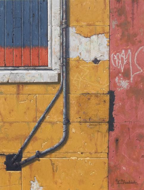 , 'A Village Wall,' 2014, Clark Gallery