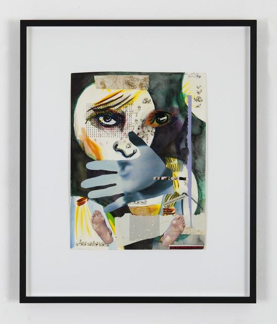 , 'OT, (Feet),' 1995-1998, Eleni Koroneou