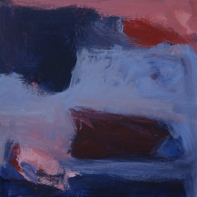 , 'Blue Mountain Landscape,' 2017, Cerulean Arts