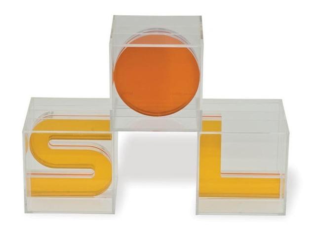 , 'SOL - Tridimensional ,' 2010, TramasGaleria de Arte