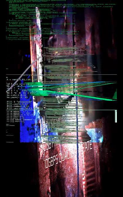 Chris Dorland, 'Untitled (indirect block pointer)', 2019, Video/Film/Animation, Single channel loop, Super Dakota