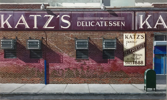 , 'Katz's Delicatessen ,' 2018, Gallery Henoch