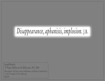 A Propos (Rêflecteur de Réflecteur), #73