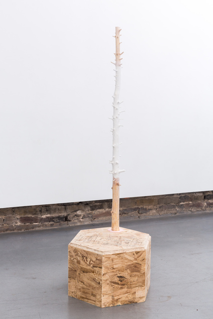 , 'Untitled (Stump Noël),' 2018, Hamiltonian Gallery