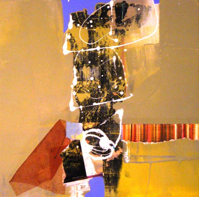 , 'A Shakespearean Cowboy,' 2015, InLiquid