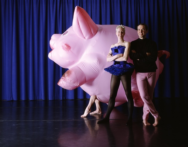 Jeff Koons, 'Inflatable Pig Costume', 1988/1989, Mana Contemporary