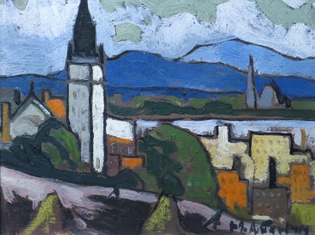 , 'Hochelaga ,' ca. 1930, Galerie Claude Lafitte