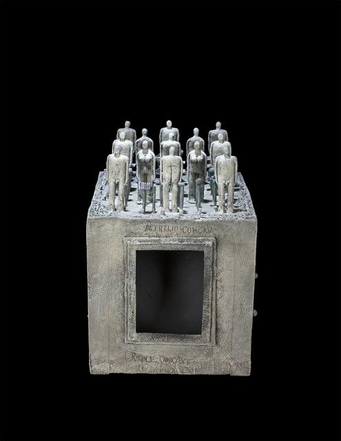, 'Acertijo: Cóncavo,' 2013, Galería La Cometa