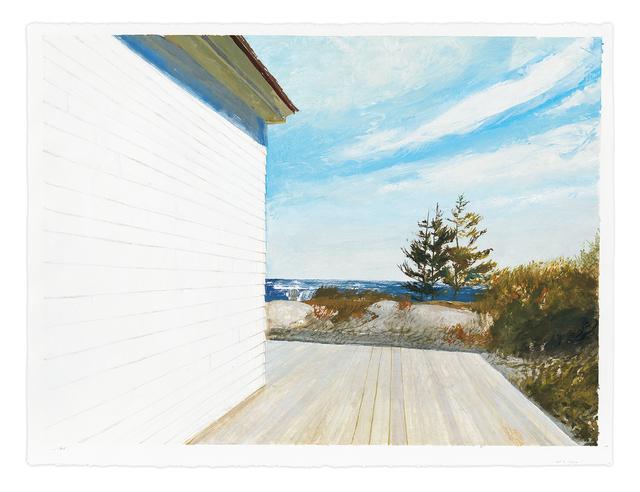 , 'Passing Hermine,' 2016, Miles McEnery Gallery