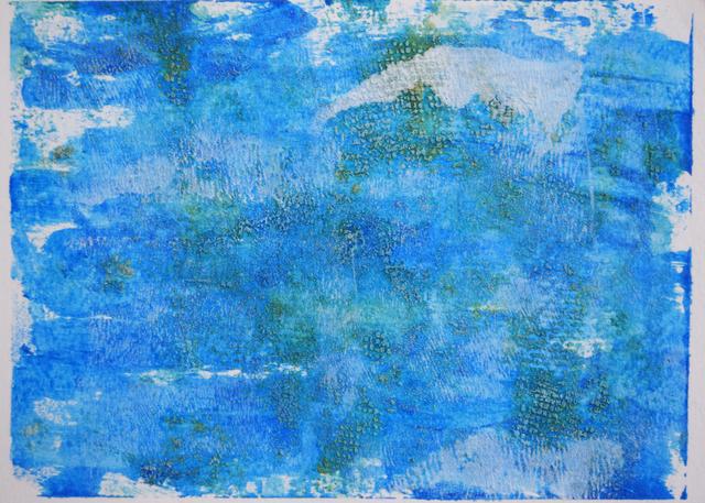 , 'Verdi Gris of Memory,' 2017, Fountain House Gallery