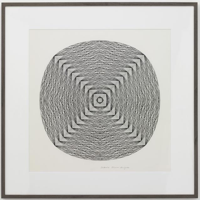 , 'Centered I,' 1982, Art Encounters Foundation