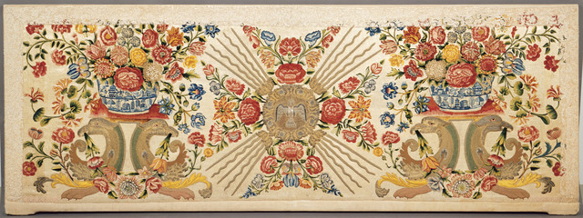 , 'Dove of the Holy Spirit Altar Frontal,' About 1700, Museum of Fine Arts, Boston