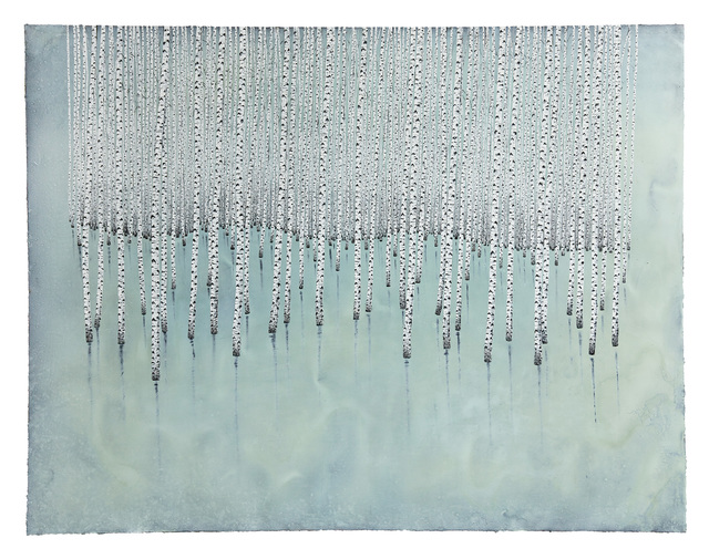 Stéphane Erouane Dumas, 'Hiver, Reflets II', 2015-2016, Le Salon Vert