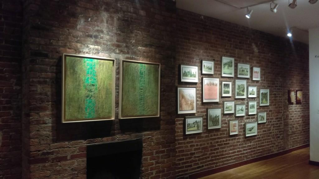 'Korean Art Now II' Gallery View