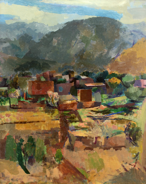 , 'View of Ranchos,' 1927, Addison Rowe Gallery