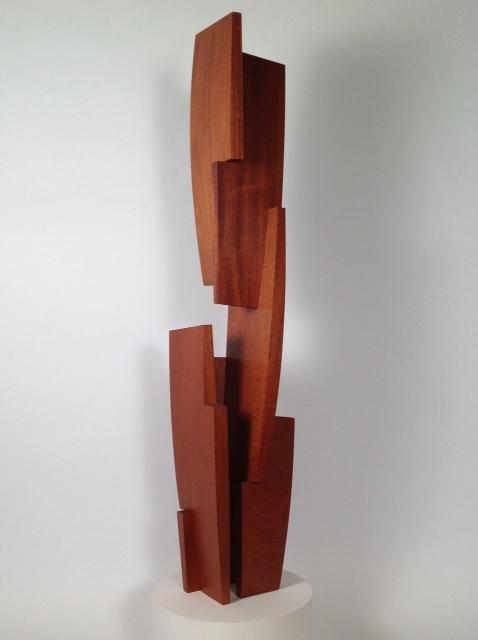 ", '""Untitled, Big Mahogony"",' 2012, Scott White Contemporary Art"