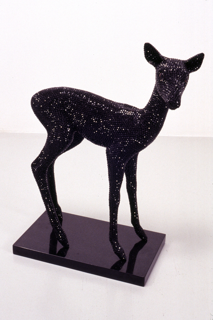 Marc Swanson, 'Untitled (Black Baby Buck)', 2004, Mark Moore Fine Art
