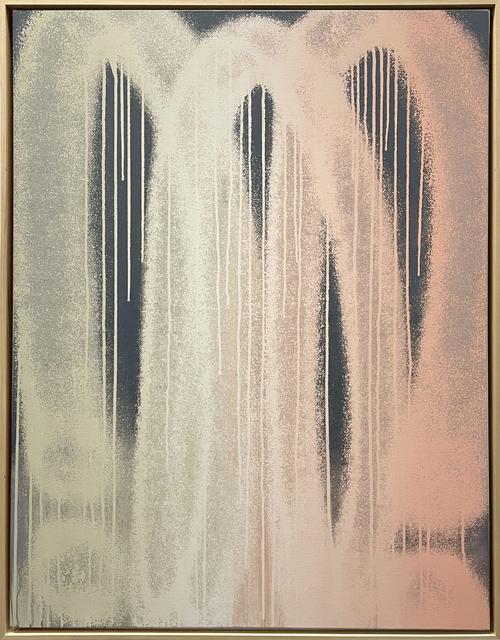 Zest, 'Indélébile 04', 2021, Painting, Acrylic on canvas, KOLLY GALLERY