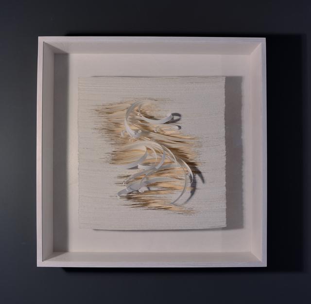 , '2016-10 paperwall,' 2016, Joerg Heitsch Gallery