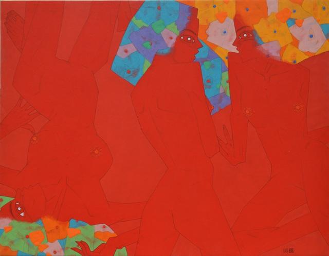 , 'Forest,' 2015, Bon Gallery