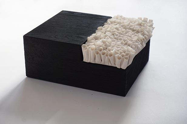 , 'Coral Block,' 2018, Heather Gaudio Fine Art
