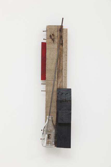 , 'TrapWhite,' 2013, Galeria Millan