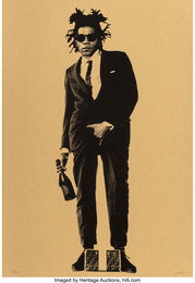 Cojones - Jean-Michel Basquiat