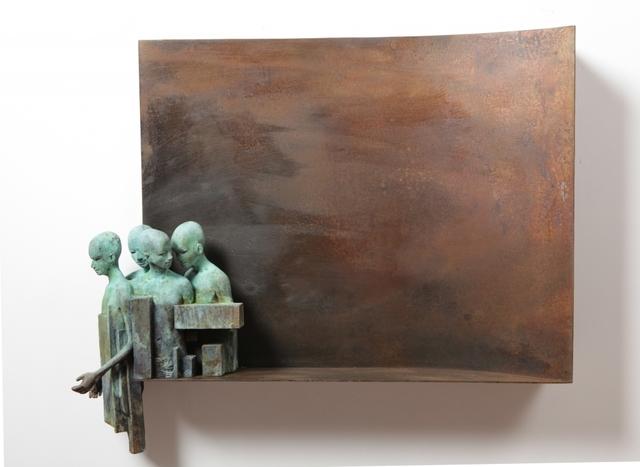 , 'Dialogo IV,' 2014, ATR Gallery