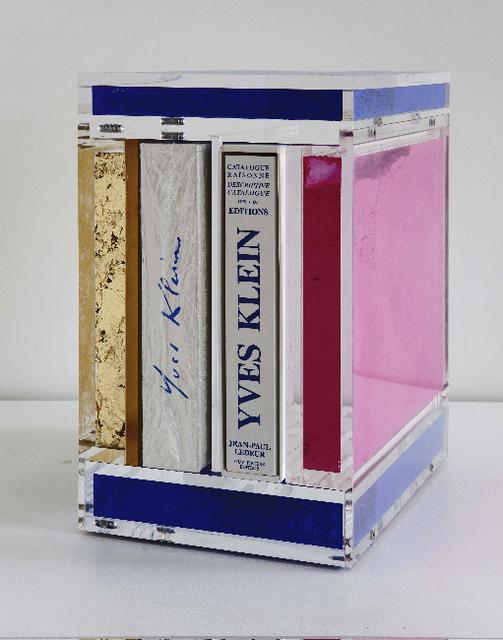 Yves Klein, 'Catalogue Raisonne', 2000, De Buck Gallery
