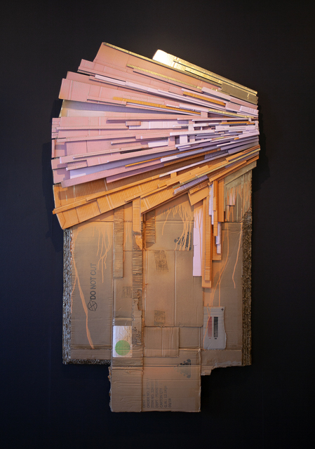 Patrizia Biondi, 'Carton 3 of 3 – Marx & Engels', 2019, Artereal Gallery