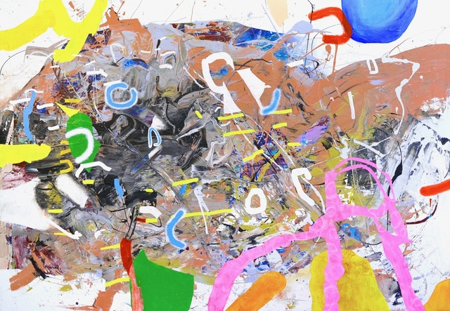 , 'Orange Crush,' 2017, Studio 21 Fine Art