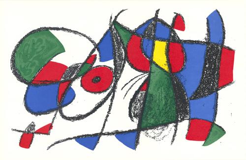 Joan Miró, 'untitled', 1975, Sylvan Cole Gallery